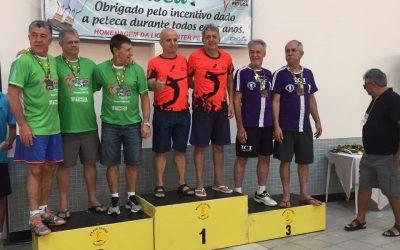Liga Master de Peteca em Uberlândia-MG